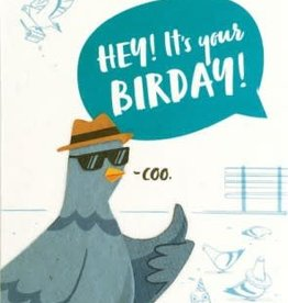 Good Paper Pigeon Birthday