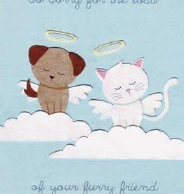 Good Paper Furry Friend Sympathy
