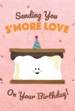 Good Paper S'more Love Birthday