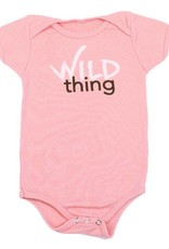 Green 3 Apparel Wild Thing Onesie
