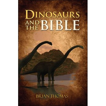 Dr. Brian Thomas Dinosaurs and the Bible
