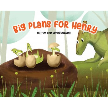 Dr. Timothy Clarey Pack: Big Plans for Henry