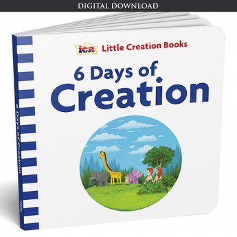 6 Days of Creation - eBook