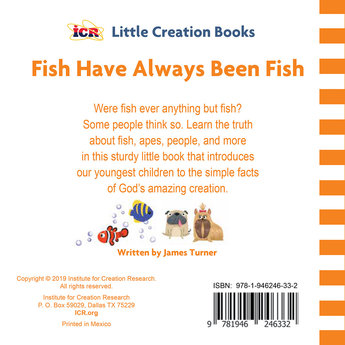 Fish Have Always Been Fish - eBook