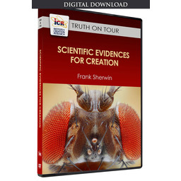 Mr. Frank Sherwin Scientific Evidences for Creation - Download