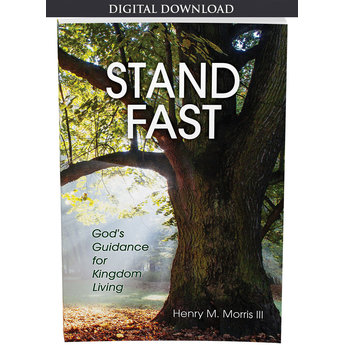 Dr. Henry Morris III Stand Fast - eBook