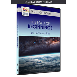 Dr. Henry Morris III The Book of Beginnings (DVD) - Download