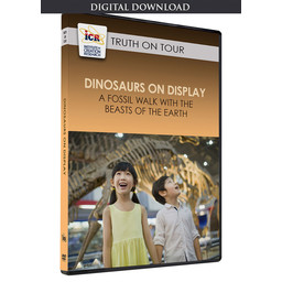 Dinosaurs on Display - Download