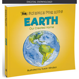 Earth: Our Created Home - eBook