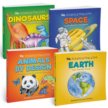Pack: Science for Kids Set of 4