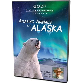 God's Living Treasures: Amazing Animals of Alaska