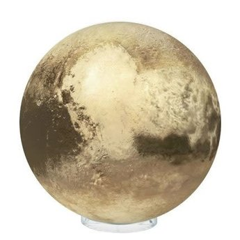 "Mova Globe - 4"" Pluto"