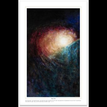 Creation Series Day 1 - Print
