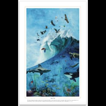 Creation Series Day 5 - Print