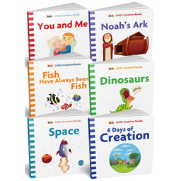 Pack: Little Creation Books
