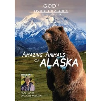 God's Living Treasures: Amazing Animals of Alaska 2