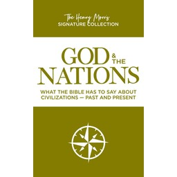 Dr. Henry Morris God and the Nations