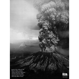 Mount St. Helens Poster