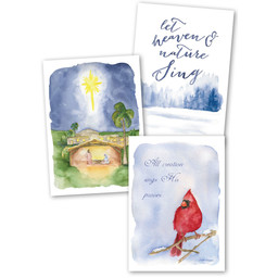 ICR Christmas Cards (Set of 12)