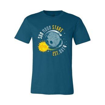 Sun Moon Stars 4th Day T-Shirt