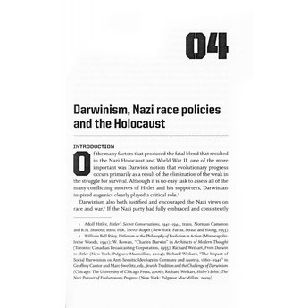 Hitler and the Nazi Darwinian Worldview