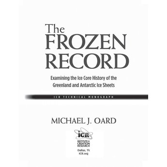The Frozen Record
