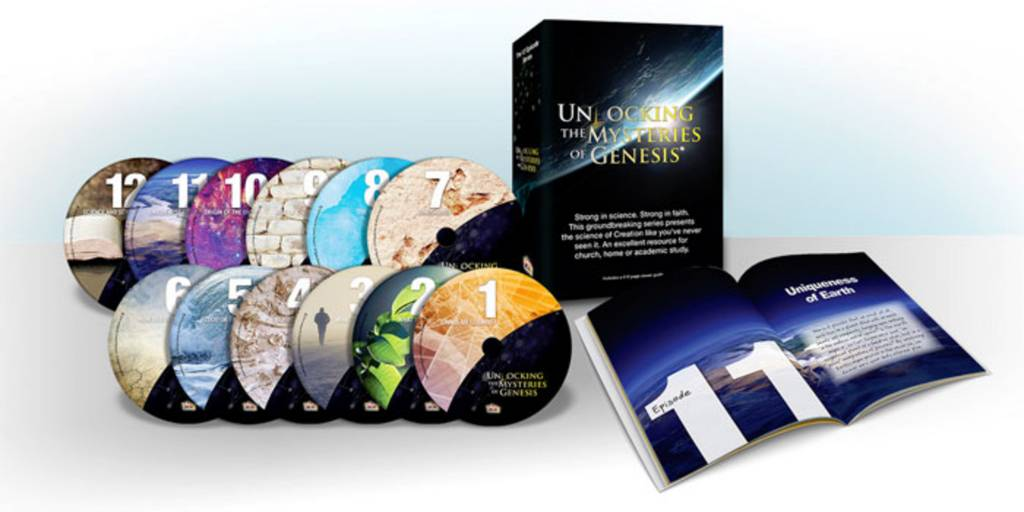 Unlocking the Mysteries of Genesis, by Institute for