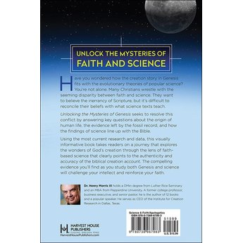 Dr. Henry Morris III Unlocking the Mysteries of Genesis (book)