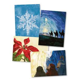 ICR  Christmas Cards (Set of 12)