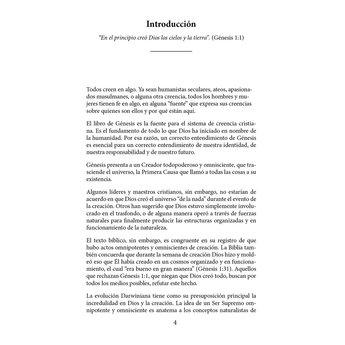 6 Días De Creación (Spanish)