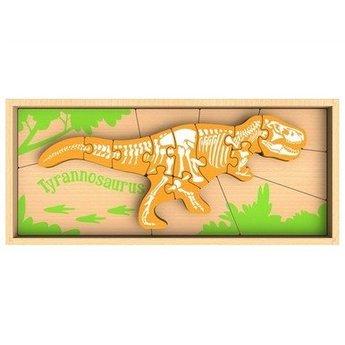 Dinosaur Skeleton Tyrannosaurus Puzzle