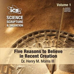 Dr. Henry Morris III Science, Scripture, & Salvation Vol 1