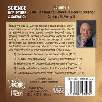 Science, Scripture, & Salvation Vol 1 - Download