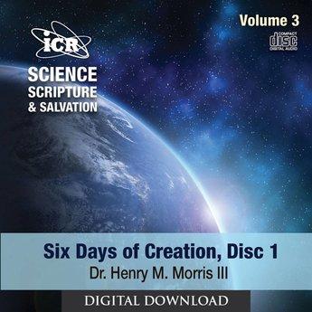 Science, Scripture, & Salvation Vol 3, Disc 1 - Download