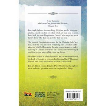 Six Days of Creation - eBook