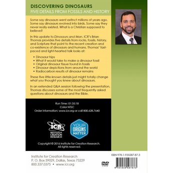 Dr. Brian Thomas Discovering Dinosaurs - Download