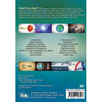 That's a Fact 2 (DVD)