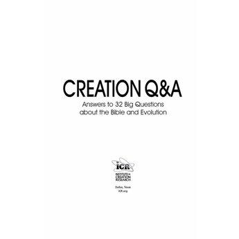 Creation Q&A