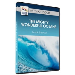 Mr. Frank Sherwin The Mighty, Wonderful Oceans