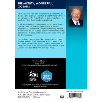 Frank Sherwin, Hon. D.Sc. The Mighty, Wonderful Oceans - Download