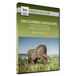Dr. Brian Thomas Discovering Dinosaurs