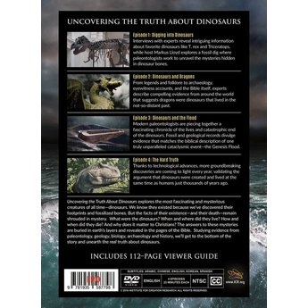 Uncovering the Truth About Dinosaurs, by Institute for