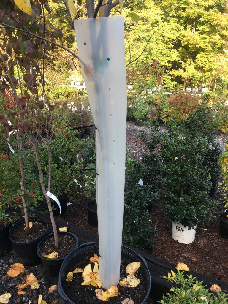 "Tree Pro Tree Protector, Tree Pro, 48"" w/ 3 zip ties"