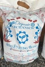 Organic Mechanics Seed Blend OM Seed Starting Blend, 16 quart bag