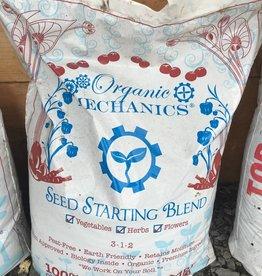 Organic Mechanics Seed Blend OM Seed Starting Blend, 2 cu ft, 2 cu ft