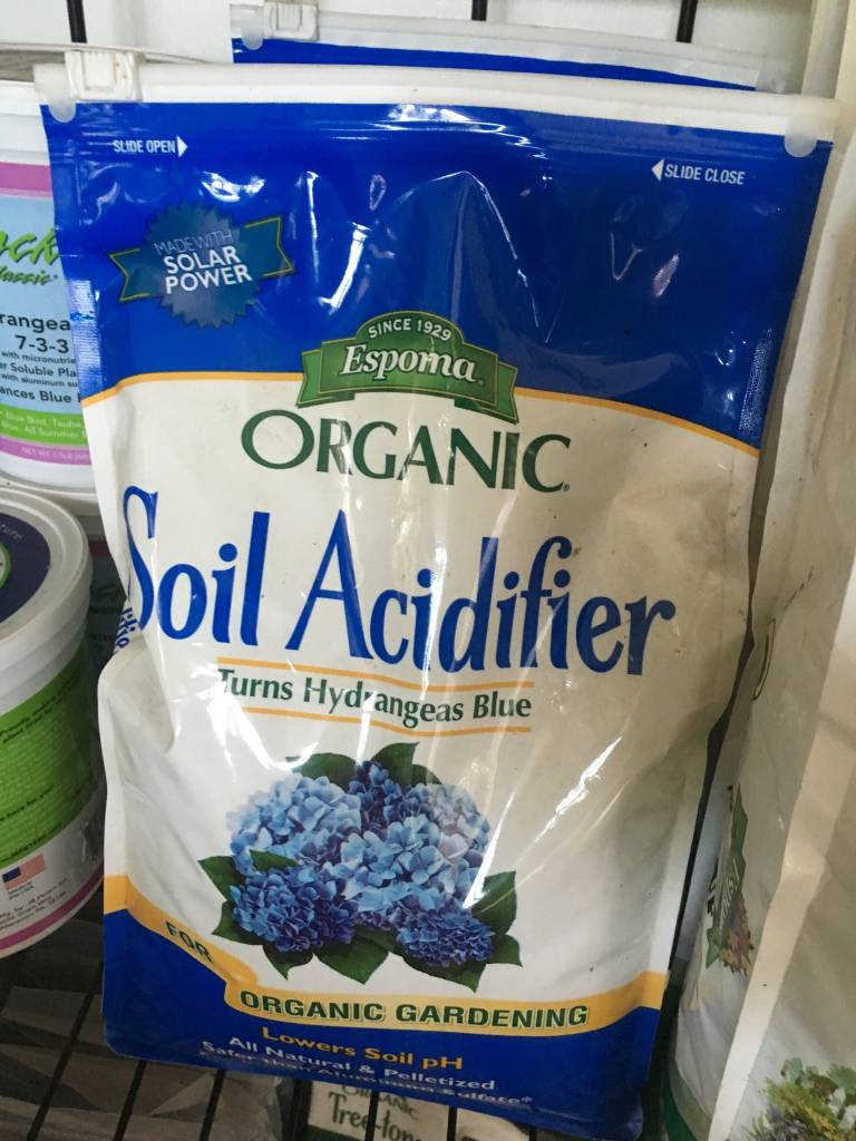Soil Acidifier Espoma Soil Acidifier Hydrangea Blue, 6  lbs
