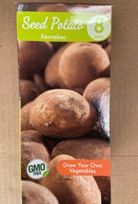 Potatoe, Kennebec, 8 qty Boxed