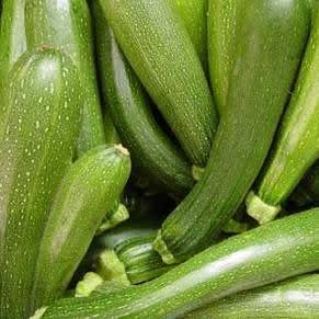 """Squash, Zucchini Green - Vegetable, 4.5"""" pot"""