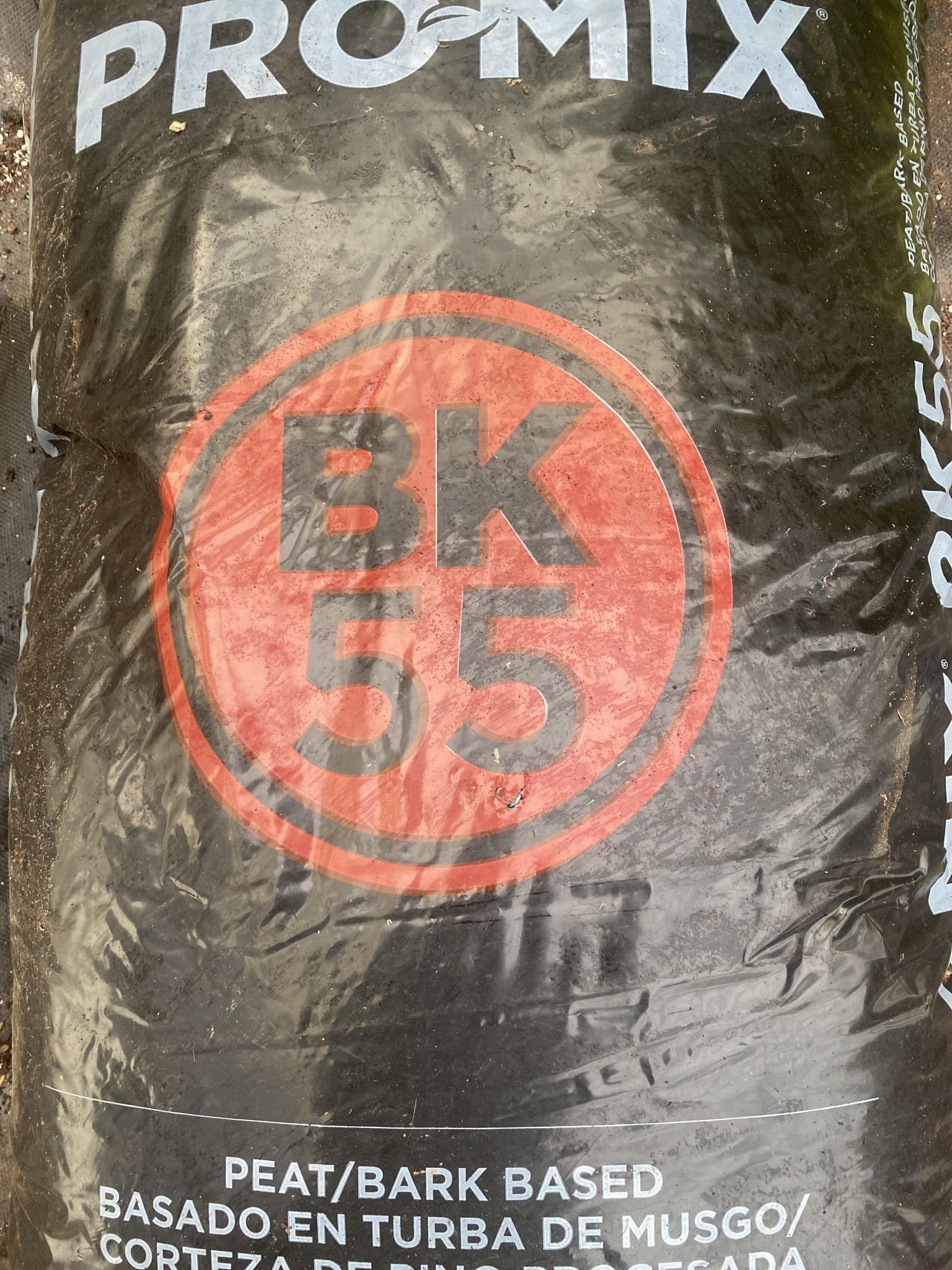 ProMix BK55 Potting soil, 2.8 cu ft bag