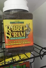 Rabbit Scram Rabbit Repellent, 2.5 lbs